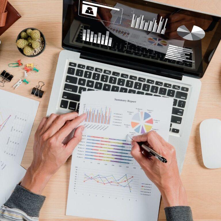Como vai a sua estratégia financeira?