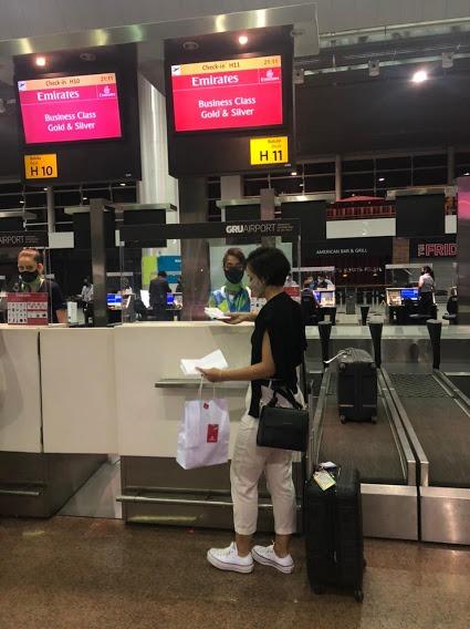 Requisitos de Entrada em Dubai