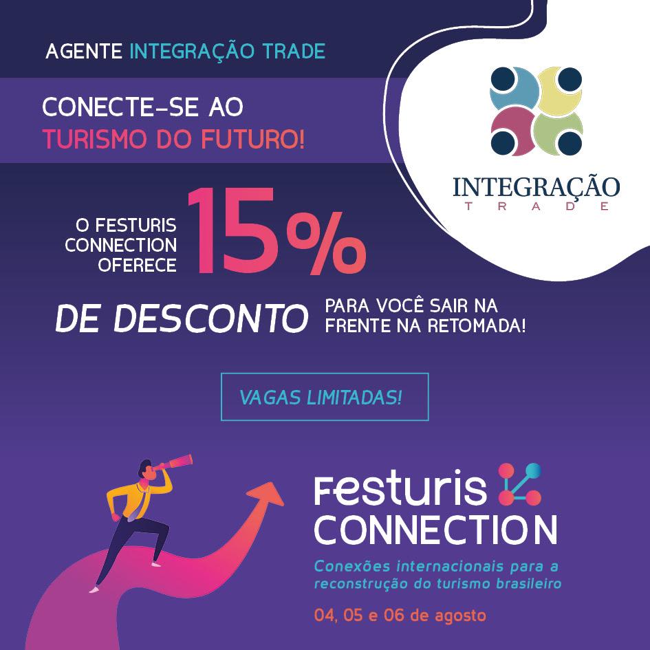 CONECTE-SE AO FUTURO DO TURISMO!